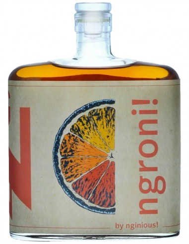 Ngroni (Cocktail Ready-to-serve) 50 cl.