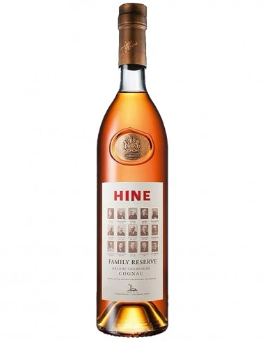 Cognac Grande Champagne Hine Family Reserve 70 cl.