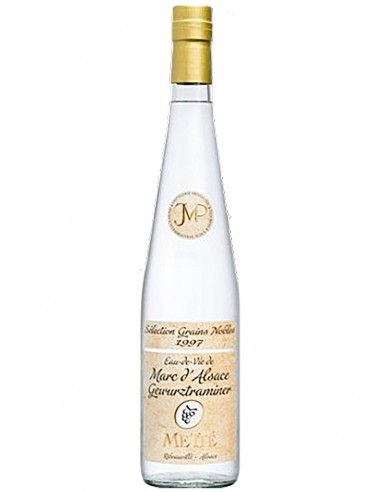 Eaux-de-vie Metté Poire Williams 6 ans 70 cl.