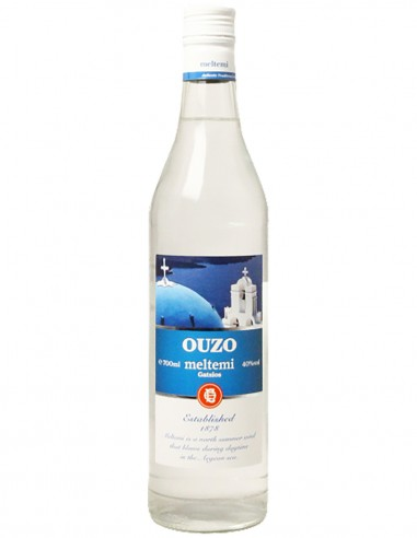 Ouzo Meltemi 70 cl.