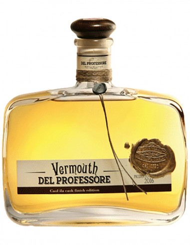 Vermouth del Professore Islay Whisky Cask Finish 75 cl.