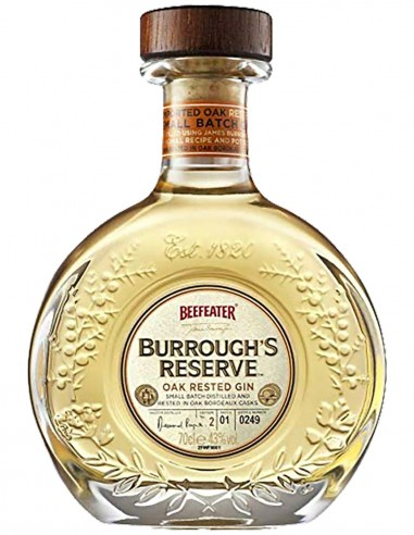 Gin Beefeater Bourrough's Reserve Oak Rested 70 cl.