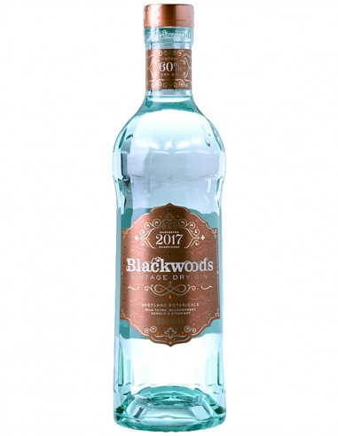 Gin Blackwood's Vintage Dry Gin Limited Edition 70 cl.
