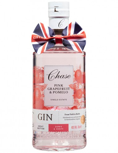 Gin Chase Pink Grapefruit & Pomelo Gin 70 cl.