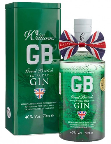 Gin Chase Extra Dry GB 70 cl.