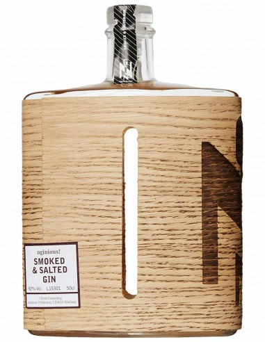 Gin Nginious Smoked & Salted 50 cl.