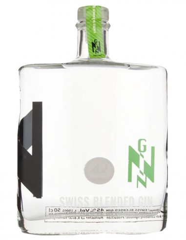 Gin Nginious Swiss Blended 50 cl.