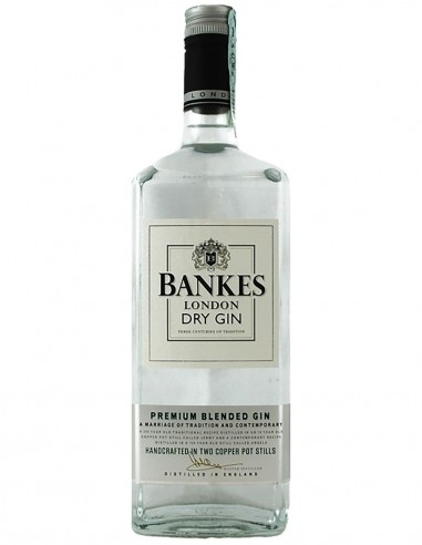 Gin Bankes London Dry 100 cl.