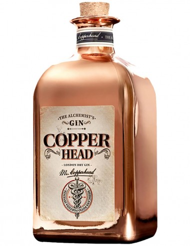 Gin Copperhead The Alchemist 50 cl.