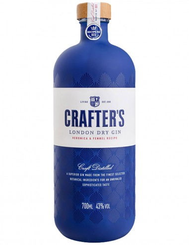Gin Crafter's London Dry 70 cl.