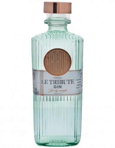 Gin Le Tribute 70 cl.