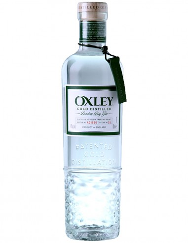 Gin Oxley London Dry - Cold Distilled 70 cl.