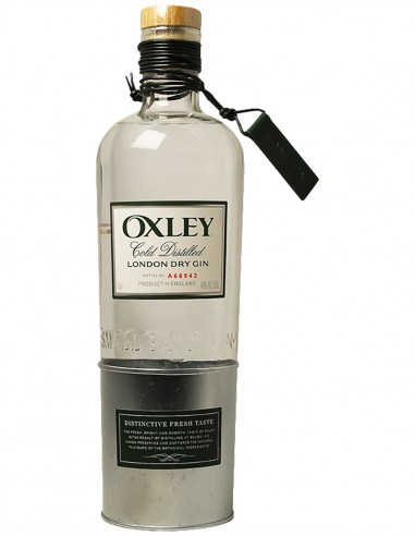 Gin Oxley London Dry - Cold Distilled 100 cl.