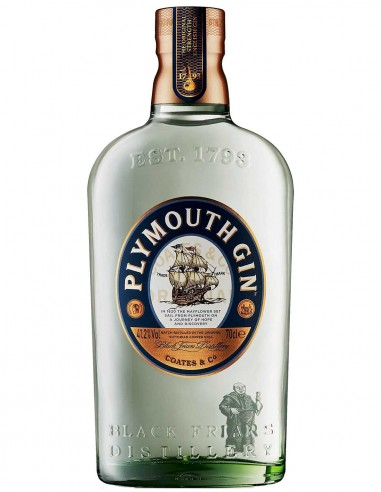 Gin Plymouth Dry Original 70 cl.