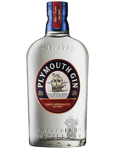 Gin Plymouth Navy Strength 70 cl.