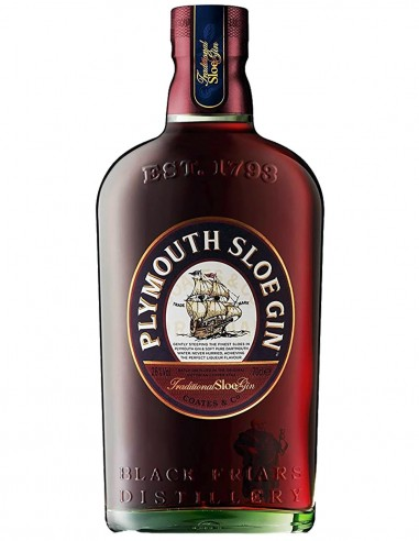 Gin Plymouth Sloe 70 cl.