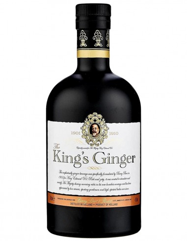 Liqueur King's Ginger Berry Bros & Rudd 50 cl.