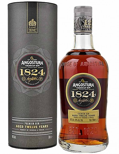 Rum Angostura 12 ans Limited Reserve 1824 70 cl.