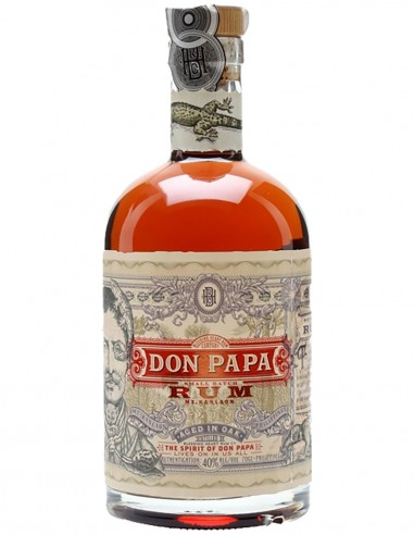 Rum Don Papa 7 ans 20 cl.