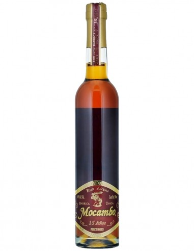 Ron Mocambo 15 ans 75 cl.