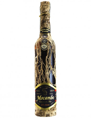 Ron Mocambo Art Edition 20 ans 75 cl.