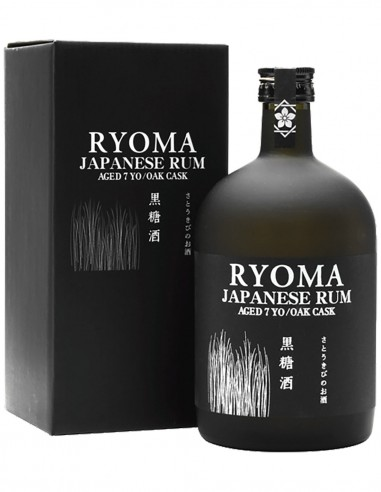 Rum Ryoma Japanese 7 ans 70 cl.