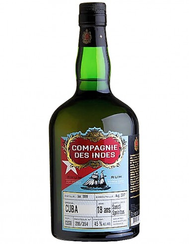 Rum Admiral Rodney Rare HMS Formidable 70 cl.