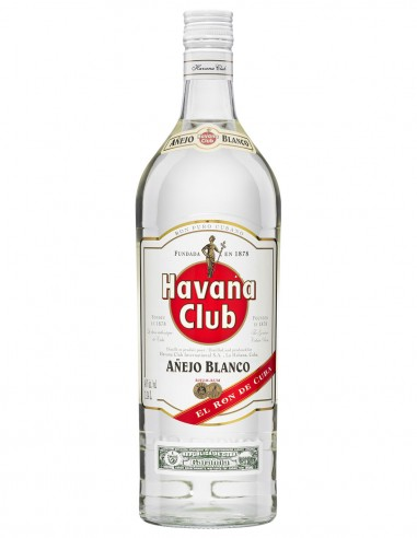 Ron Havana Club Añejo Blanco 300 cl.
