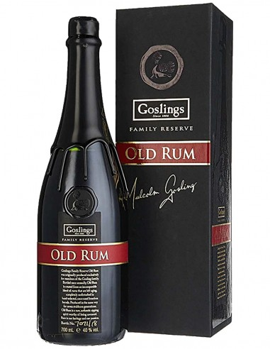 Rum Gosling's Old Family Reserve 70 cl.