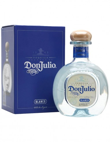 Tequila Don Julio Blanco 100% Agave 70 cl.