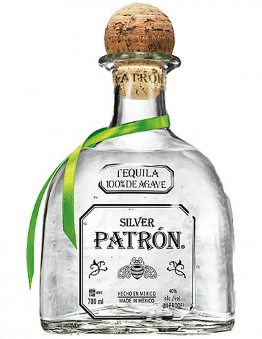 Tequila Patron Silver 100% Agave 70 cl.