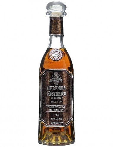Tequila Herencia Historico XO, 12 ans 1997 70 cl.