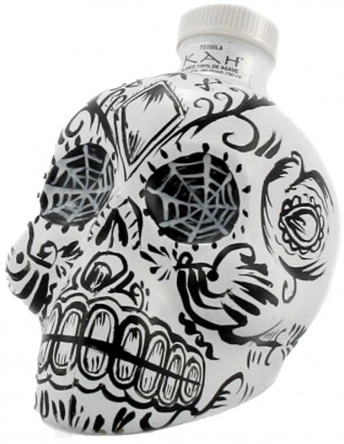 Tequila KAH Blanco 100% Agave 70 cl.