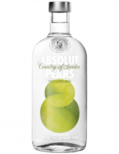 Vodka Absolut Pears 70 cl.