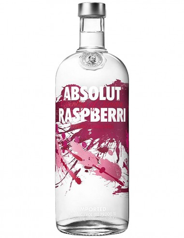 Vodka Absolut Raspberry 70 cl.