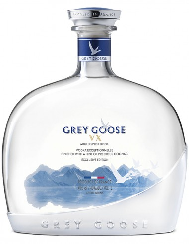 Vodka Grey Goose VX 100 cl.