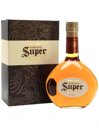 Blended Whisky Nikka Rare Old Super Nikka 70 cl.