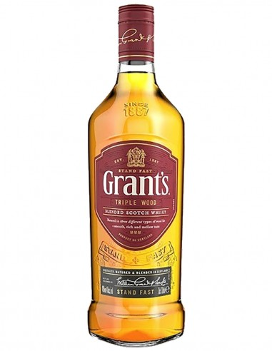 Blended Scotch Whisky Grant's Family Reserve 70 cl.