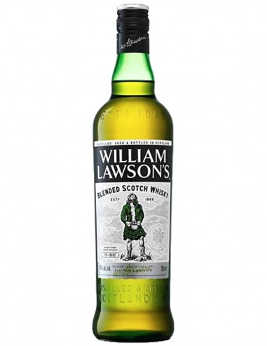 Blended Scotch Whisky William Lawsons 70 cl.