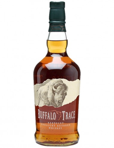 Straight Bourbon Whiskey Buffalo Trace Kentucky 70 cl.