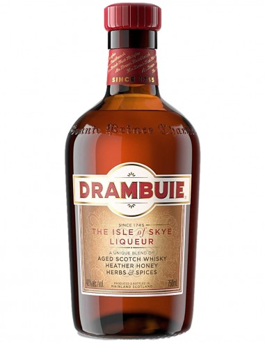 Liqueur Whisky Drambuie 'The Isle of Skye' 70 cl.