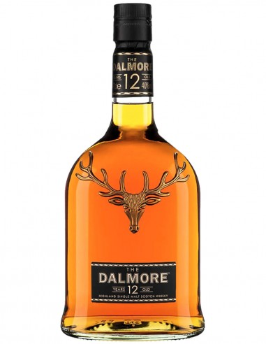 Single Malt Scotch Whisky The Dalmore 12 ans 70 cl.