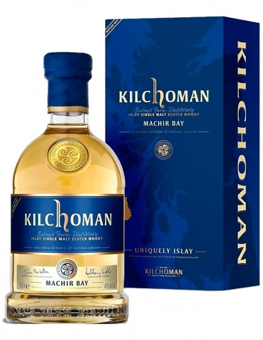 Single Malt Scotch Whisky Kilchoman Machir Bay 70 cl.