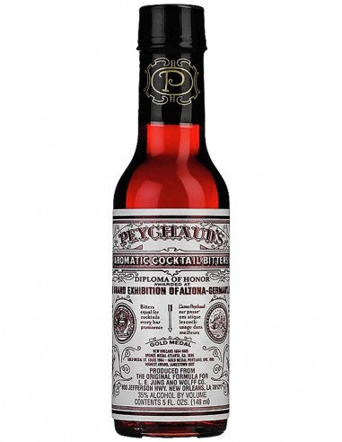 Peychaud's Aromatic Bitters 14.8 cl.