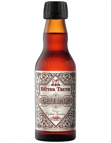 The Bitter Truth Creole Bitter 20 cl.