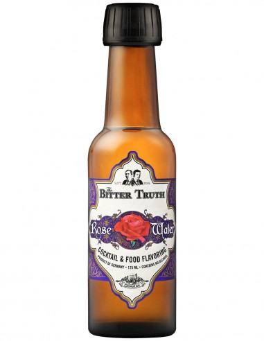 The Bitter Truth Rose Water 0% Alc.12.5 cl.