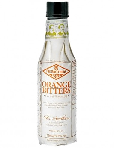 Fee Brothers Orange Bitters 15 cl.