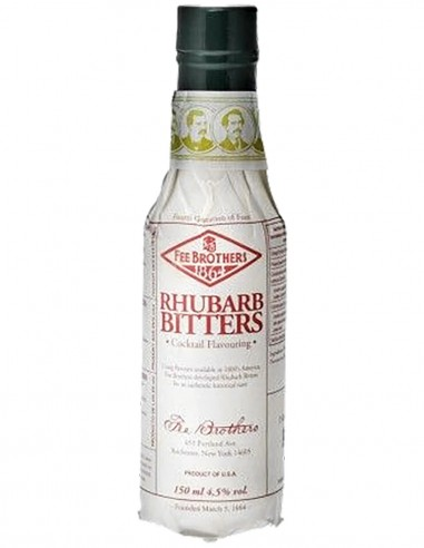 Fee Brothers Bitters Rhubarb 15 cl.