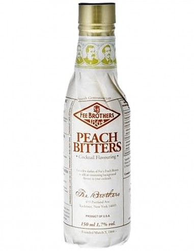 Fee Brothers Bitters Peach 15 cl.