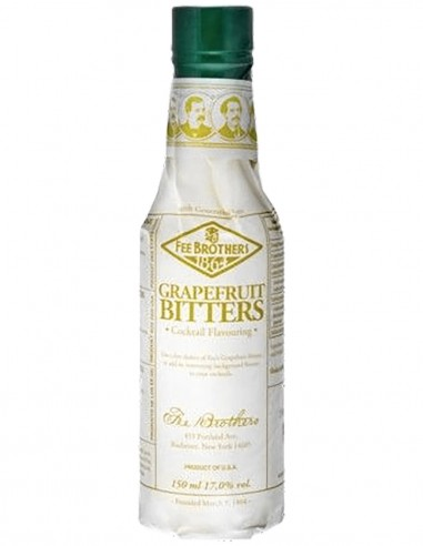 Fee Brothers Bitters Grapefruit 15 cl.